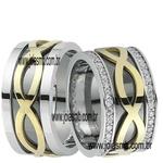 Alianças de Casamento Boituva 11,5mm