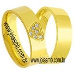 Alianças de Casamento Jaguariaíva 6mm