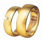 Alianças de Casamento Osvaldo Cruz 7,4mm