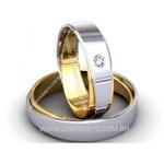 Alianças de Casamento Santa Maria 6,5mm
