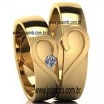 Alianças de Casamento Almenara