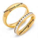 Alianças de Casamento Barreiras 5mm