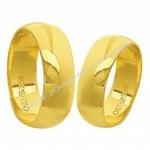 Alianças de Casamento Cristalina 6,7mm