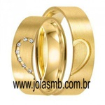 Alianças de Casamento Pedro Leopoldo
