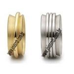 Alianças de Casamento Prudentópolis 7,5 e 10mm