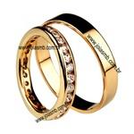 Alianças de Casamento Registro