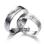 Alianças de Casamento São Lourenço 5mm