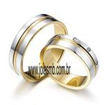 Alianças de Casamento Gravata