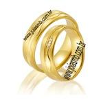 Alianças de Casamento Três de Maio