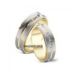 Alianças de Casamento Ubá 7,5mm