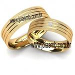 Alianças de Casamento Mato Grosso 7,5mm
