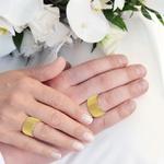 Alianças de Casamento Morrinhos 10mm