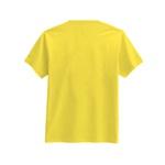 Camiseta Masculina Básica - Amarela