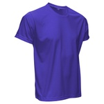 Camiseta Básica Unissex Azul Royal