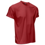 Camiseta Básica Unissex Vermelha