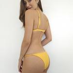 Biquini Ipê Amarelo Lacinho Fixo