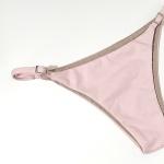 Calcinha Fixo com Regulador - Rosa Claro Nude
