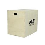 Kit 2 Caixas De Salto/Plyo Box Crossfit 70x50x60 e 50x45x35