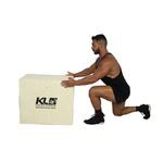 Caixa De Salto/Jump Box/ Plyo Box Crossfit 70x50x60