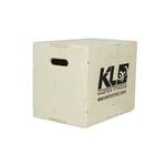 Caixa De Salto/Jump Box/ Plyo Box Crossfit 50x45x35