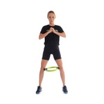 Anel Arco Flexível Pilates - Circulo Mágico