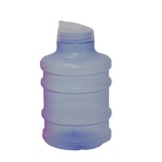 Garrafa Mini Galão Squeeze De Agua 1000 Ml Para Academia Azul