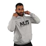 Moletom Cinza KL Master Fitness