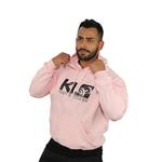 Moletom Rosa KL Master Fitness