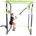 Fita Suspensão Trx Treinamento Suspenso Profissional Pilates