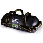 Power Bag Bolsa Couro Funcional Crossfit 15 Kg Academia