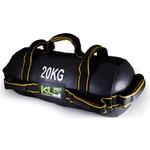Power Bag Bolsa Couro Funcional Crossfit 20 Kg Academia