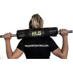 Protetor Para Barra Profissional Agachamento Musculação