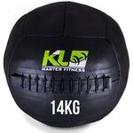 Wall Ball Couro Crossfit Funcional Medicine Ball 14 Kg 30 Lb