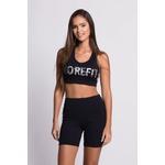 Bermuda Fitness Korefit Preta