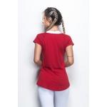 Blusa Básica Light New Vermelha