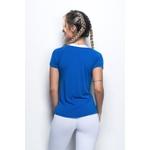 Blusa Básica Light New Azul Bic