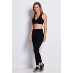Calça Legging Fitness Comfort Preta