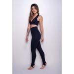 Calça Legging Fitness Cintura Alta com Pezinho UP