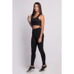 Calça Legging Fitness Refletiva
