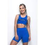 Top Korefit Azul Bic Silk