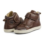 Bota Kids Jumpy - Conhaque / Toffee