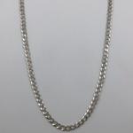 Corrente Grumet 4,1 mm em Prata 925