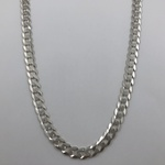 Corrente Grumet 6,7 mm em Prata 925