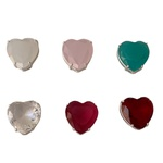 Pingente Coração de Zircônia