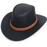Chapéu De Couro - Modelo Arthur Morgan E John Marston