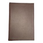 Kit Para Carro, Porta manual, Porta documento e Lixeira em Couro Original