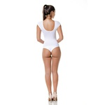 Body larulp chicago high cut sleeve - BRANCO