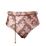 Luma Nude - Calcinha Hot Pant Cinto