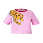 Love Pop - T-Shirt Cropped
