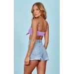 Carla - Shorts Jeans Claro